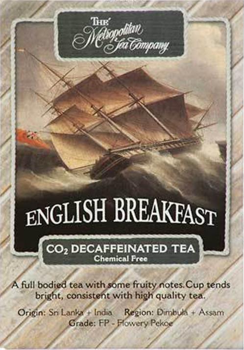 Decaf English Breakfast