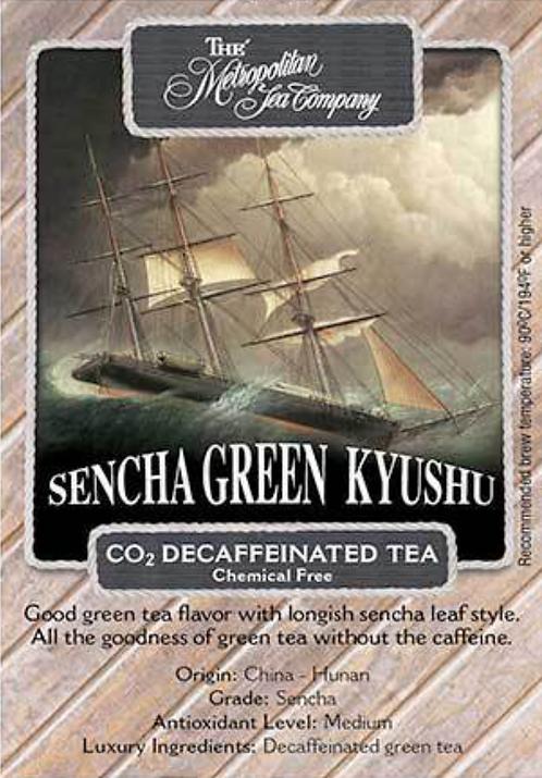 Sencha Kyushu Decaf