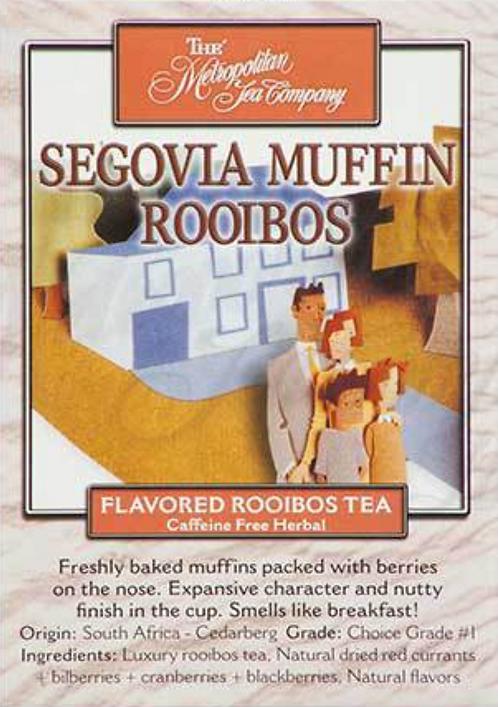 Segovia Muffin