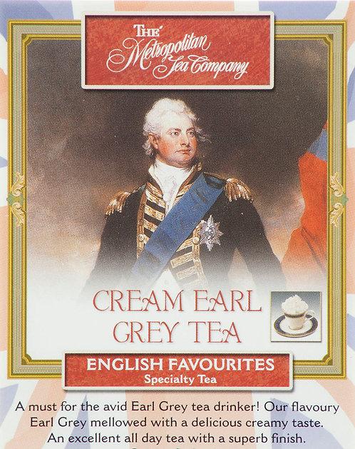 Cream Earl Grey