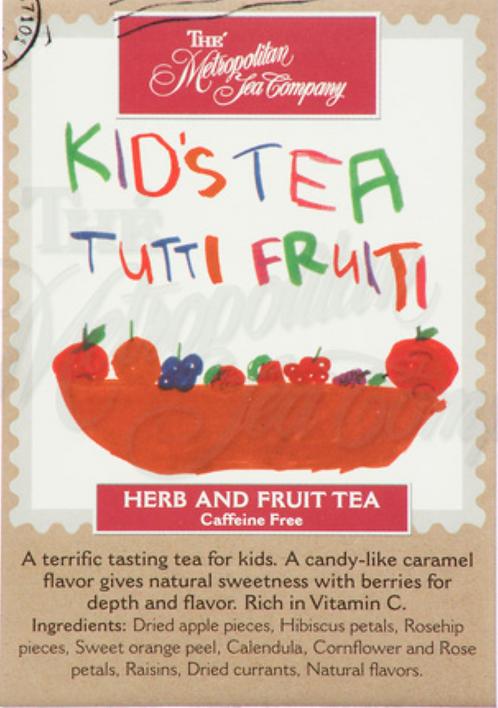 Tutti Fruiti - Kid's Tea