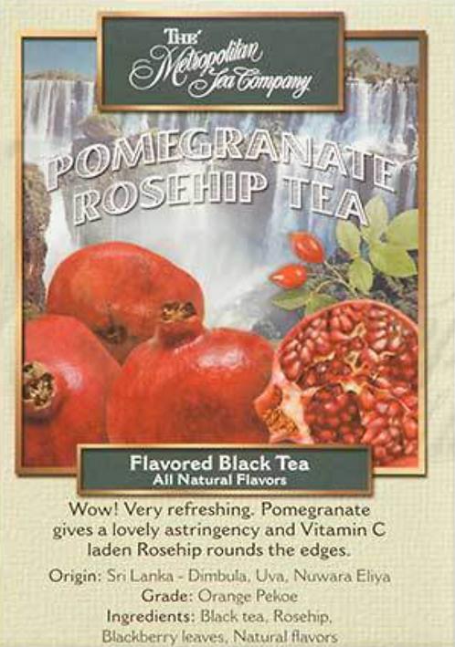 Pomegranate Rosehip