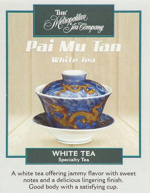 Pai Mu Tan White