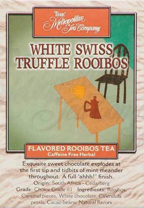White Swiss Truffle