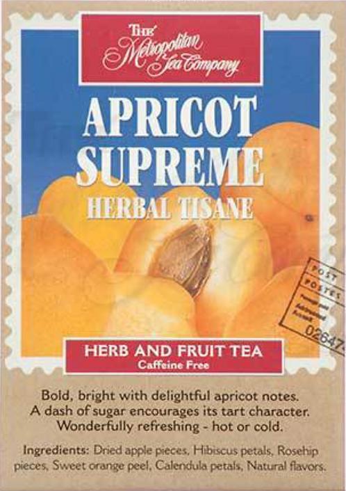 Apricot Supreme