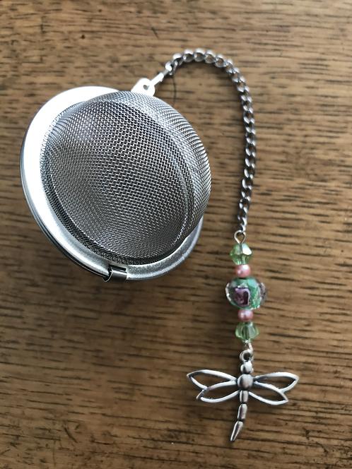 "Dragonfly - 2"" Tea Infuser Mesh Ball"