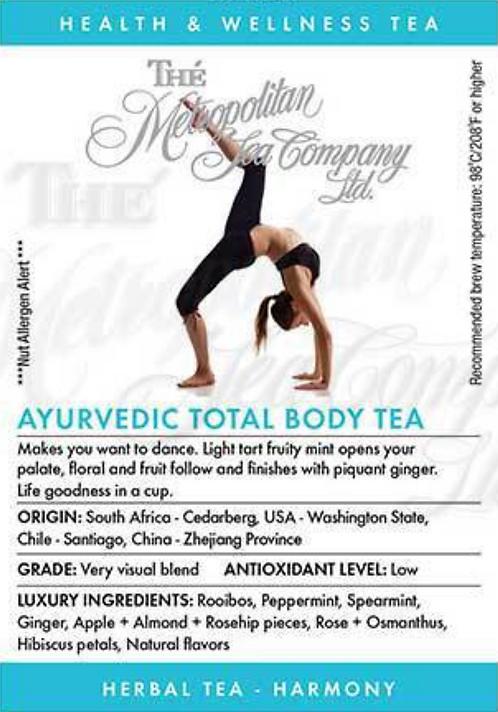 Ayurvedic Total Body