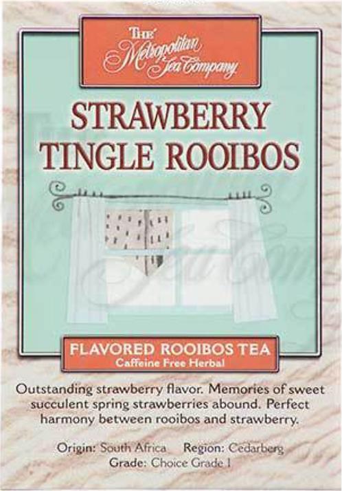 Strawberry Tingle