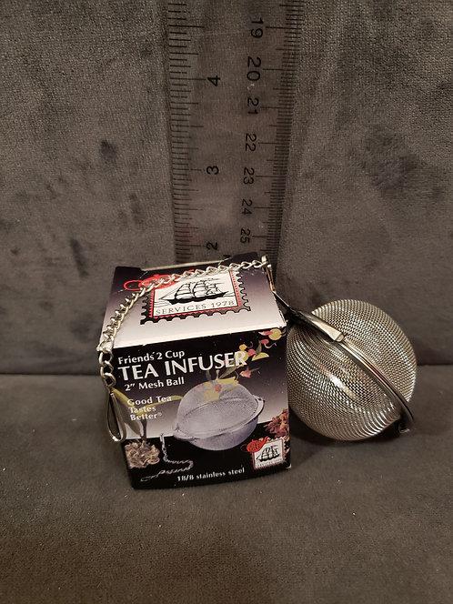 "2"" Tea Infuser Mesh Ball"