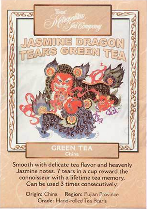 Jasmine Dragon Tears