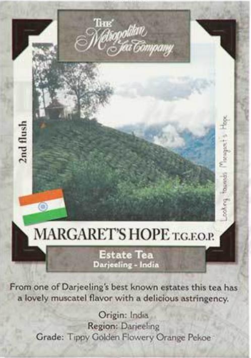 Margaret's Hope T.G.F.O.P.