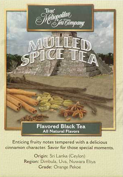 Mulled Spice