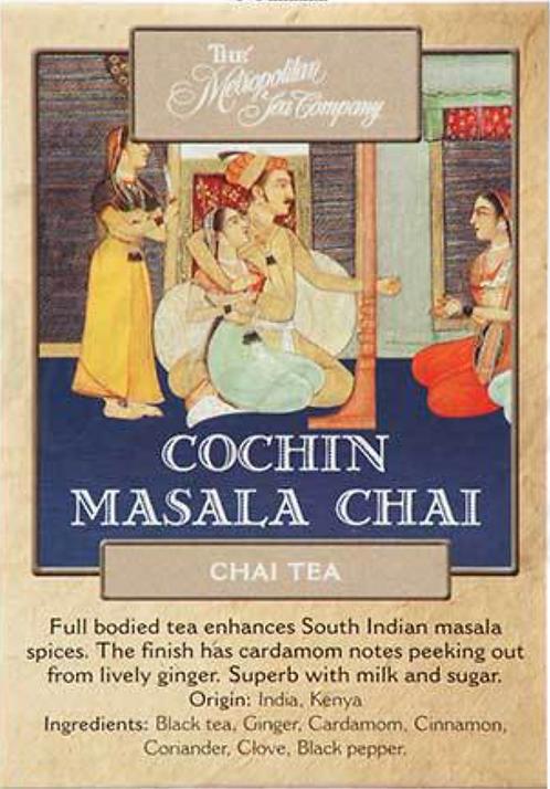Cochin Masala Chai