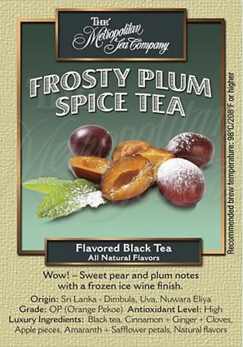 Frosty Plum Spice