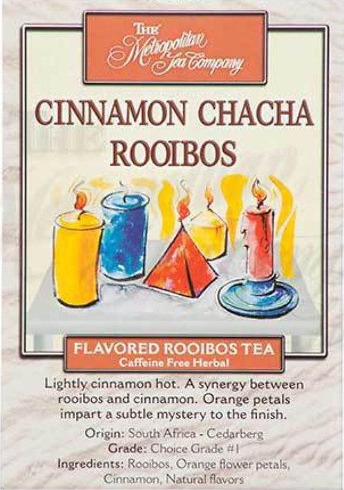 Cinnamon Cha Cha