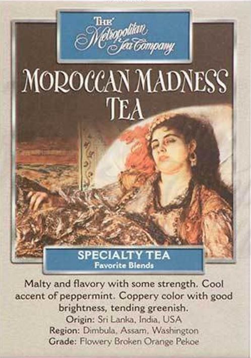 Moroccan Madness