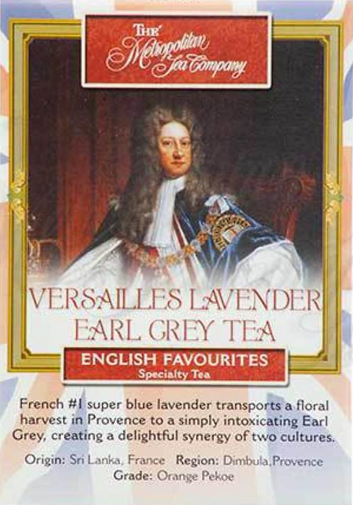 Versailles Lavender Earl Grey