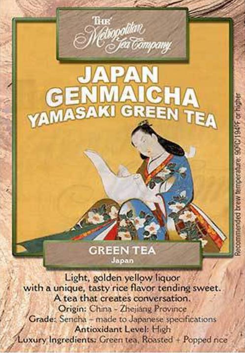 Japan Genmaicha Yamasaki