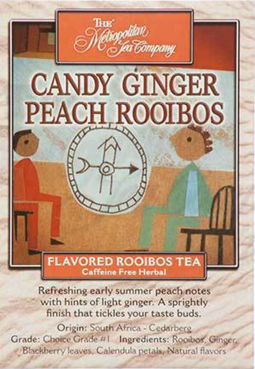Candy Ginger Peach