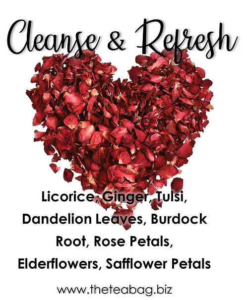 Cleanse & Refresh
