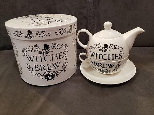 Witches Brew Teapot Set