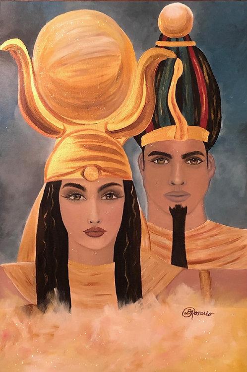 Osiris & Isis