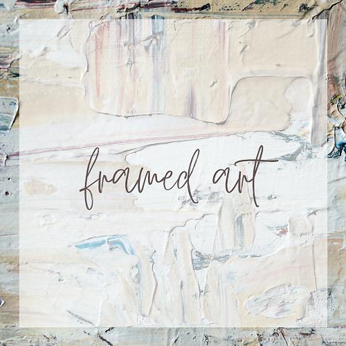 Oil | Framed Art