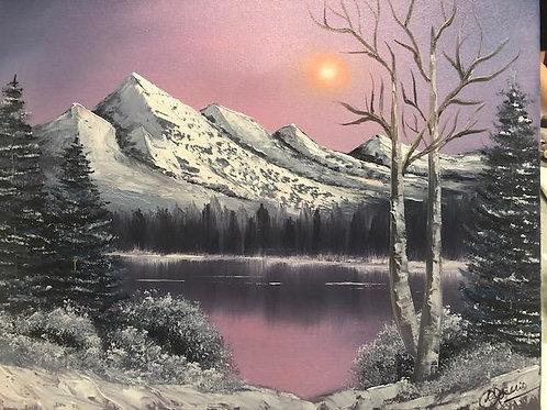 Gaia's New Mountains