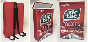 大型TIC TAC背包
