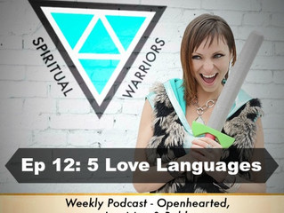 Ep 12: 5 Love Languages with Eduardo Drake