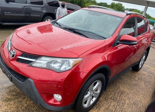 2013 Toyota RAV 4 Frontview
