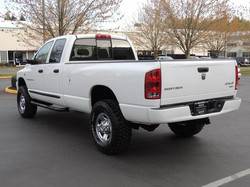 2006 Dodge Ram 2500 Rearview