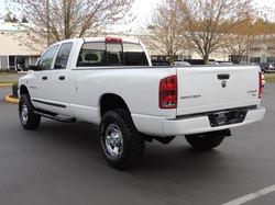 2006 Dodge Ram 2500 Rearview
