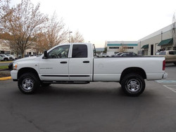 2006 DodGE Ram 2500 Driver Sideview