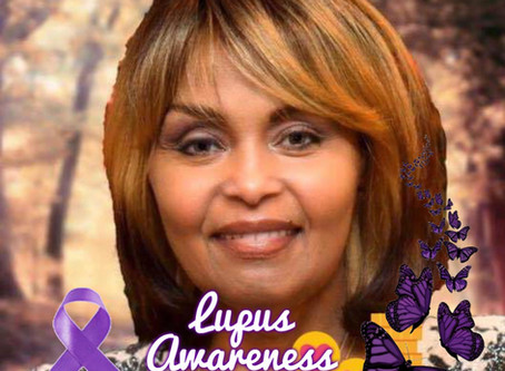 Statement by Calvinia Williams President, Lupus of Nevada