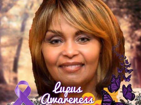 Statement by Calvinia Williams President, Lupus of Nevada