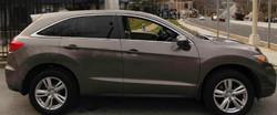 2013 Acura RDX Passenger Side View 1