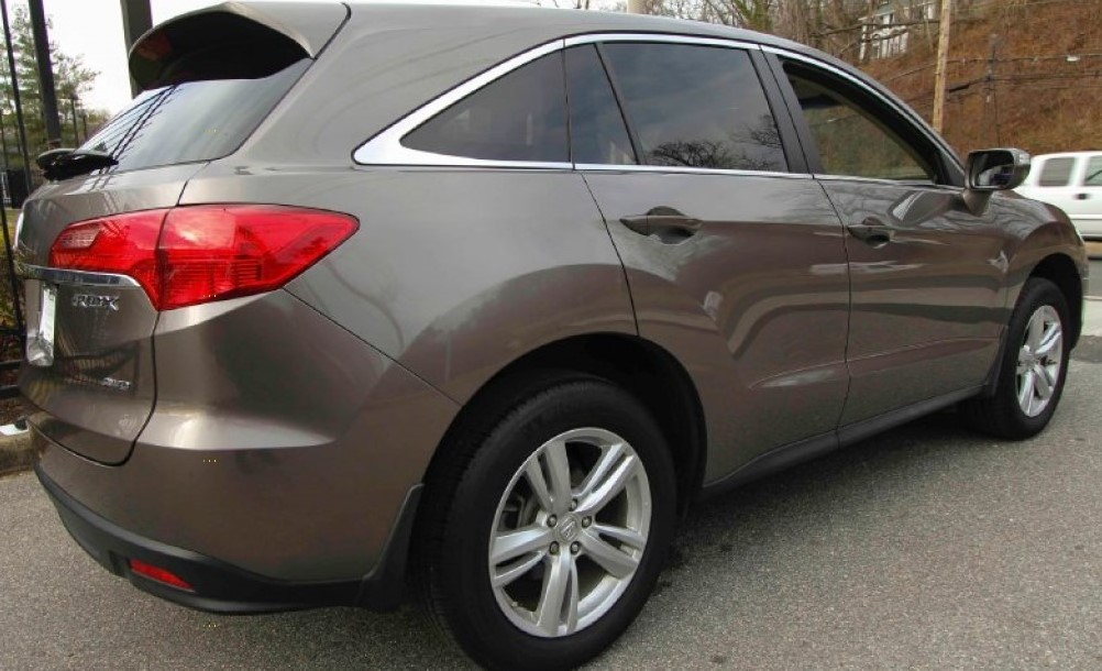 2013 Acura RDX Brown 1