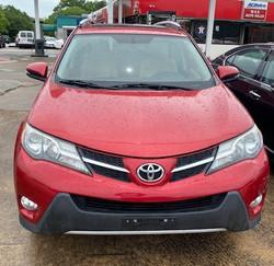 2013 Toyota RAV 4 Front