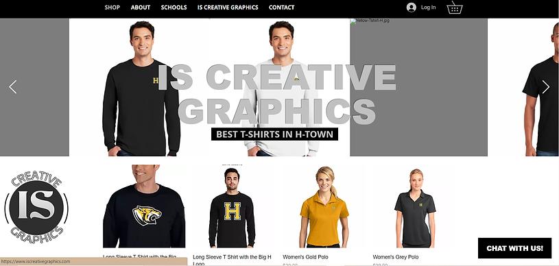 is creative graphics Screenshot.png