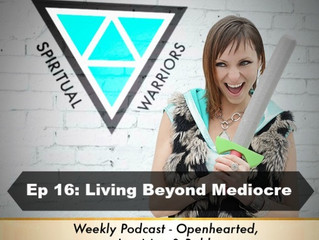 Ep 16: Living Beyond Mediocre with E. Benedict Valencia