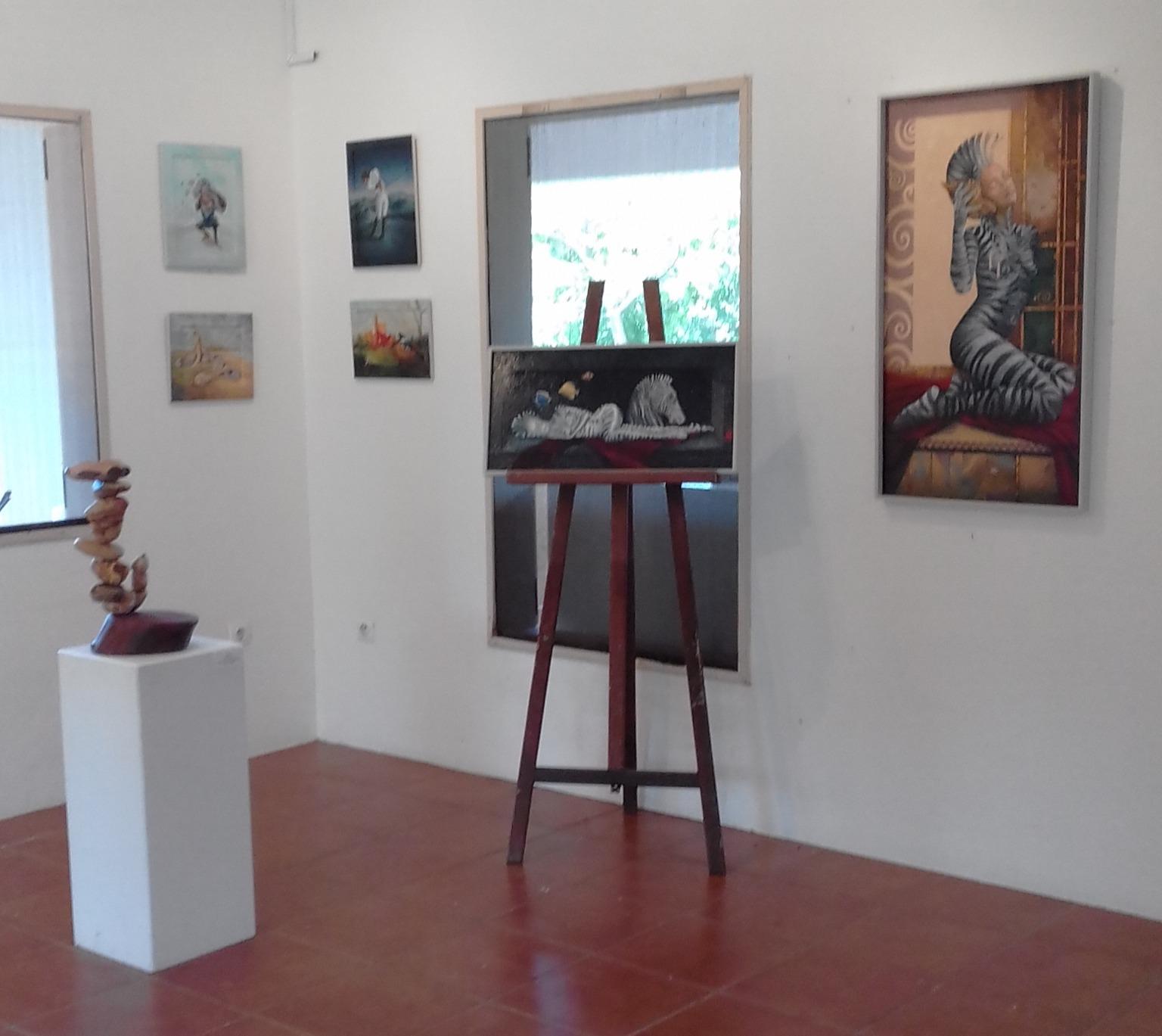 Showroom Paintings