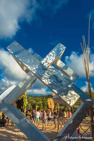 Unity at SXM Festival