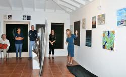 Presenting 7 artists