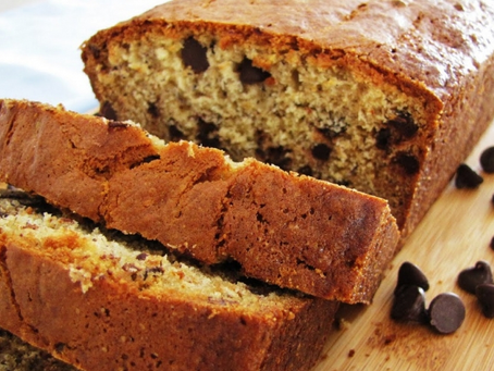 Recette : CAKE A LA BANANE