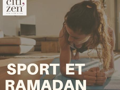 Sport et Ramadan