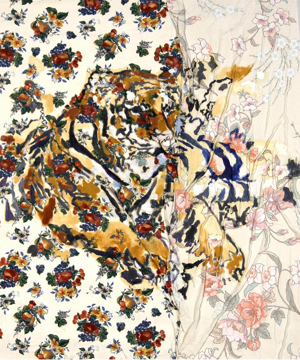 """Tiger Flower"""