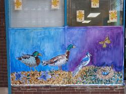 Children's Creative Center Mural