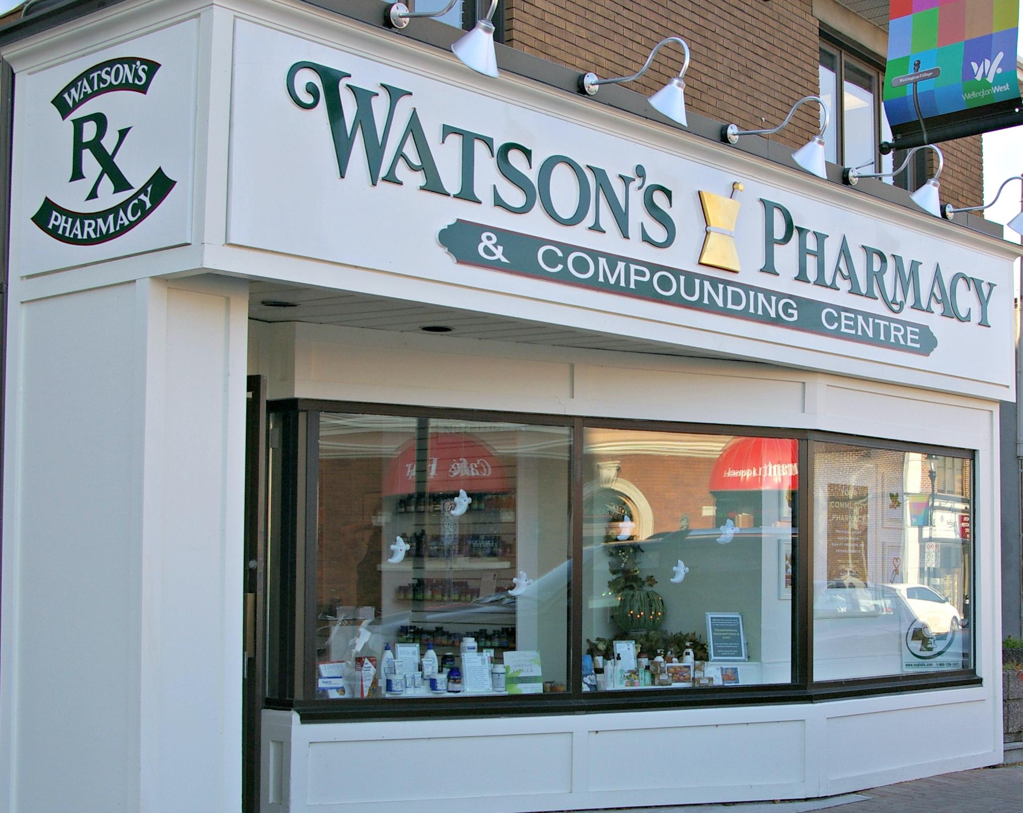 Wellington Store Front