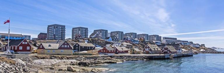 Kolonihavnen er den ældste bydel i Nuuk, hvor blandt andet Grønlands domkirke, Frelserens Kirke, er beliggende. Herudover finder man blandt andet Grønlands Nationalmuseum og Hans Egedes Hus, som Grønlands Selvstyre i dag benytter til repræsentative formål.